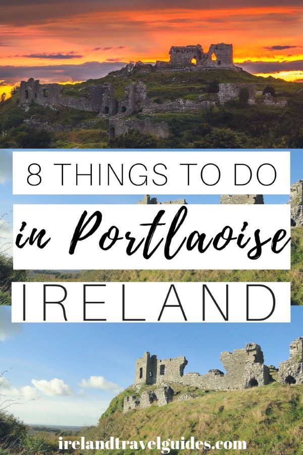 Drogheda to Port Laoise - 3 ways to travel via train, bus, and car