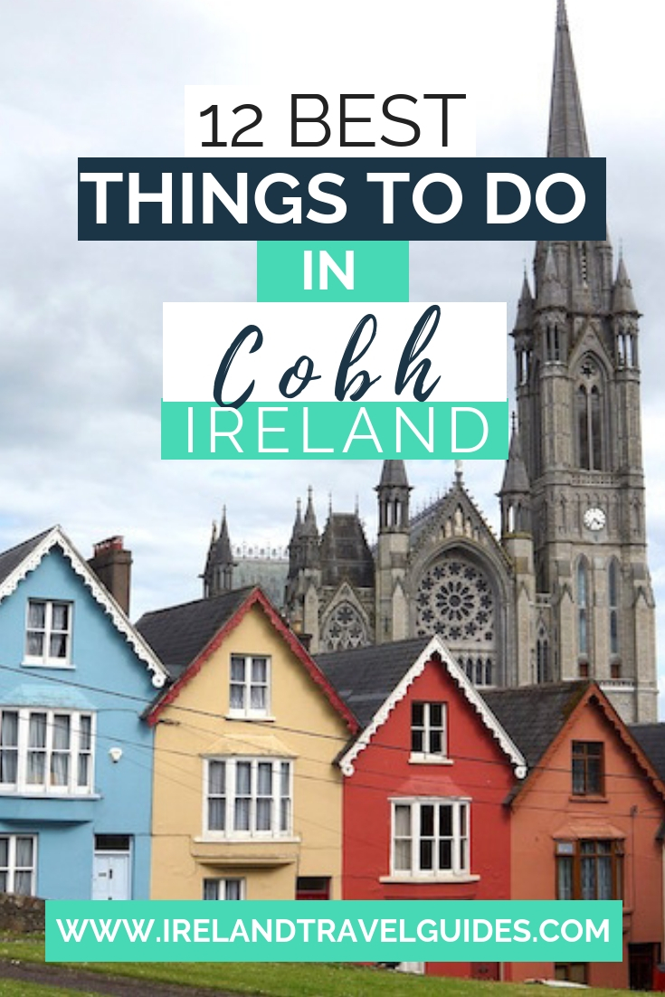 10 Things To Do In Cobh Ireland | Cobh Ireland Travel Tips | Cobh Ireland travel destinations | Cobh Ireland travel guide | Cobh Ireland vacation #ireland #cobh #europe #travel