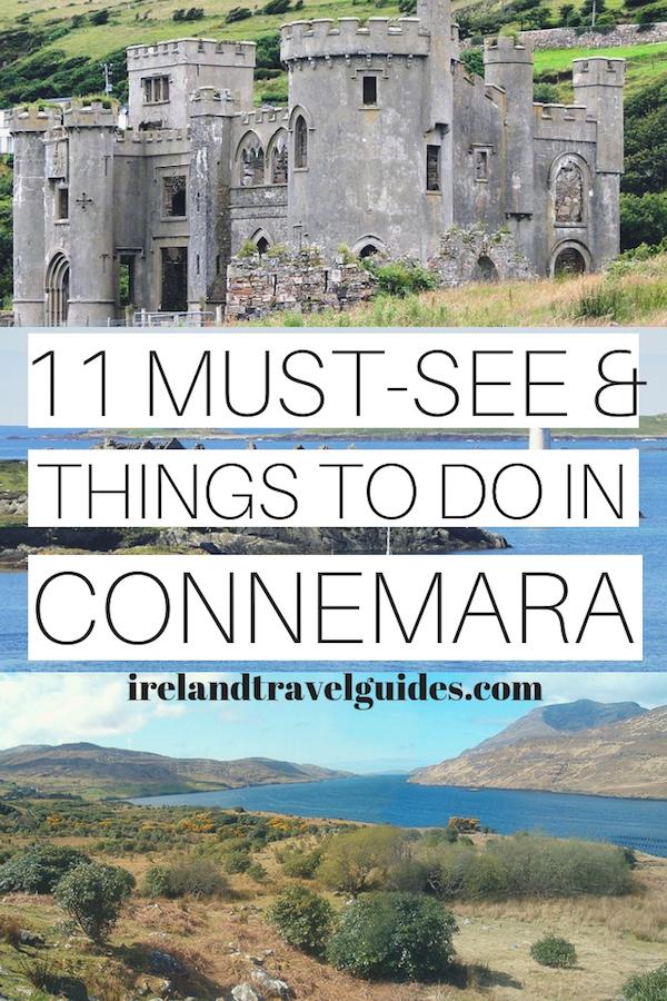 11 THINGS TO DO IN CONNEMARA IRELAND | IRELAND TRAVEL GUIDES | IRELAND TRAVEL TIPS | THINGS TO DO IN IRELAND | IRELAND TRAVEL IDEAS #ireland #europe #travel #connemara