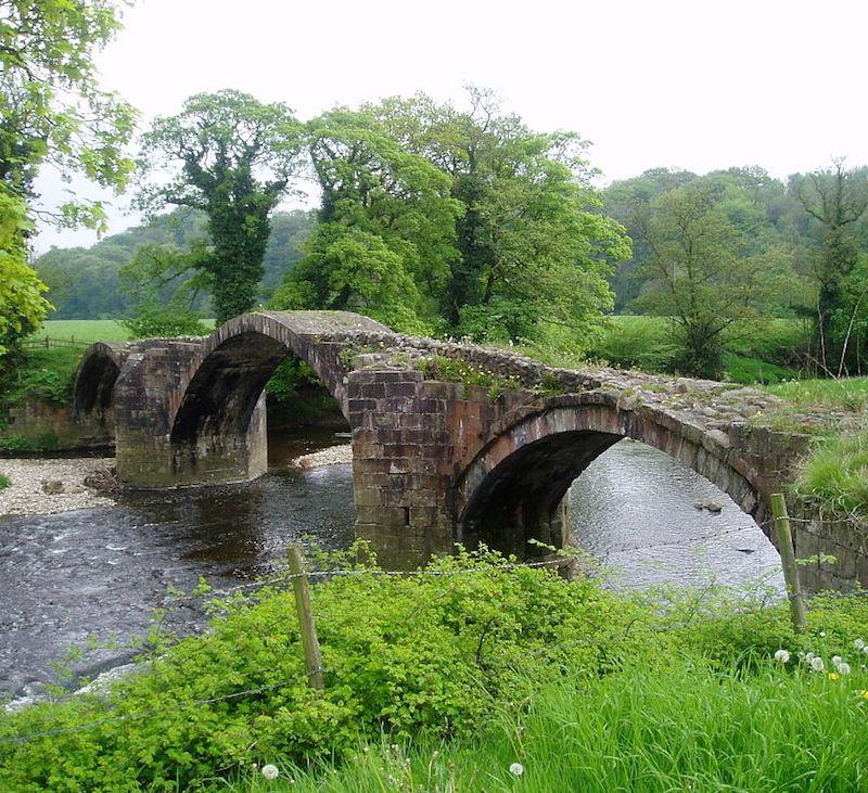 Cromwells bridge kenmare