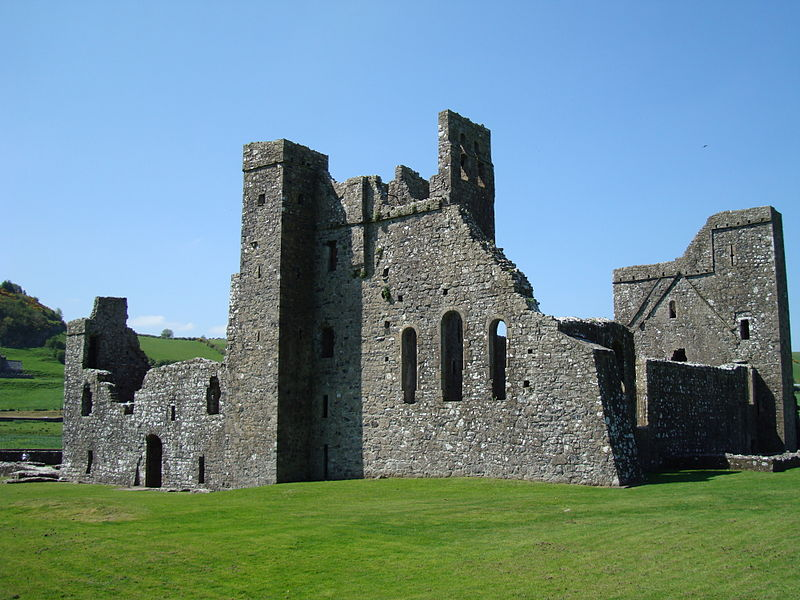 Fore Abbey Westmeath