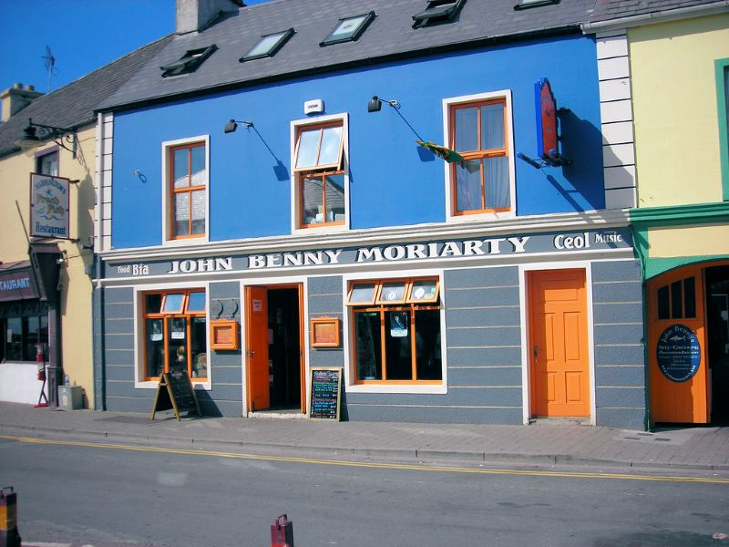 John Benny's Pub Dingle