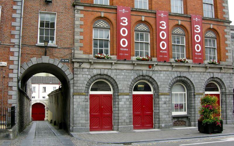 Smithwick's Brewery Kilkenny