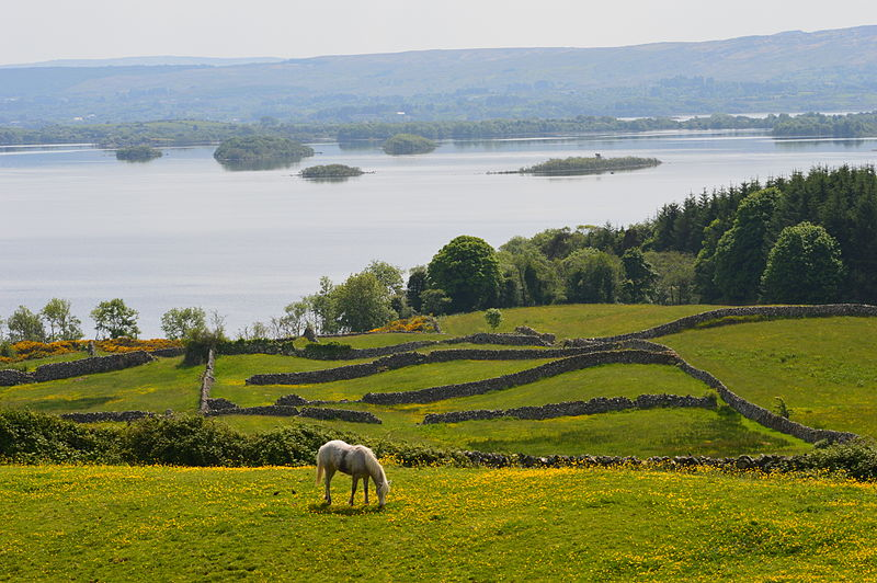 Lough Corrib best lakes in ireland