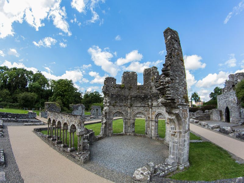 Mellifont Abbey Meath