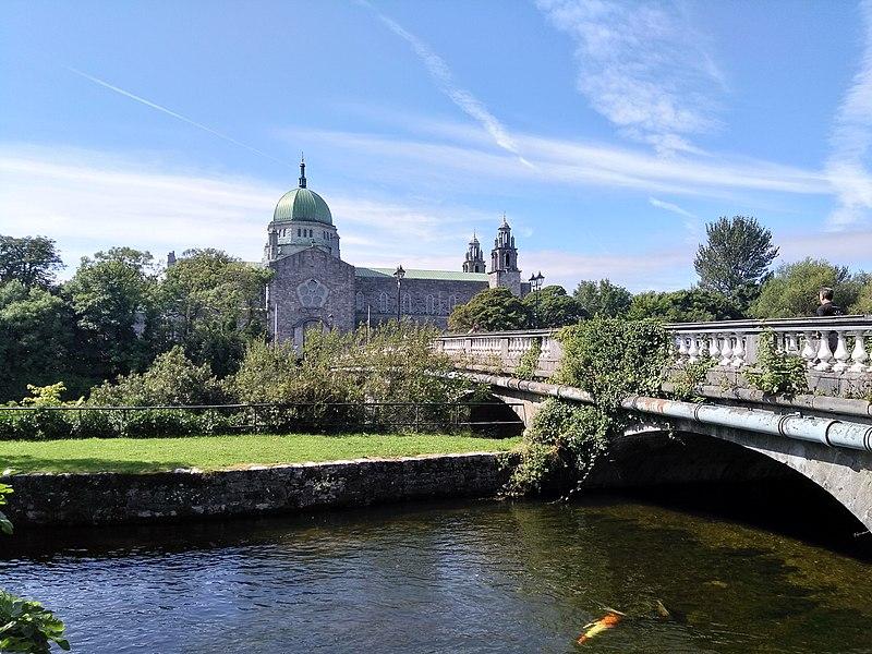 Salmon Weir Bridge Galway