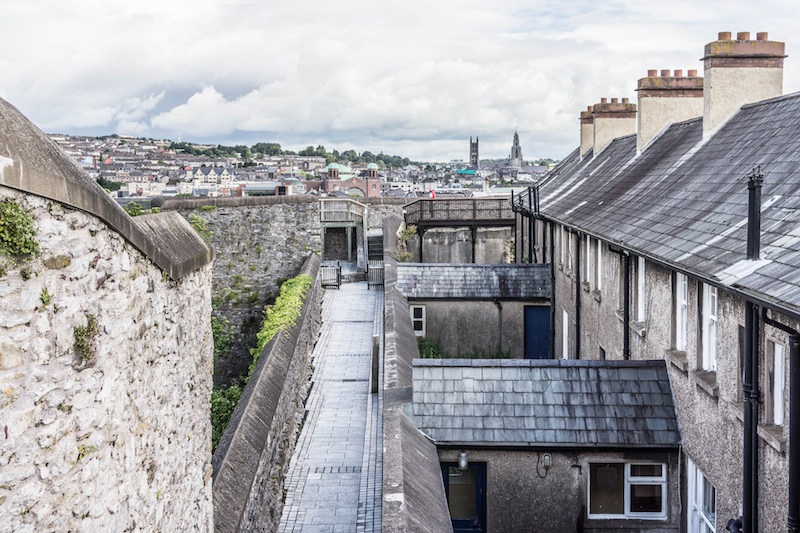 elizabeth fort cork