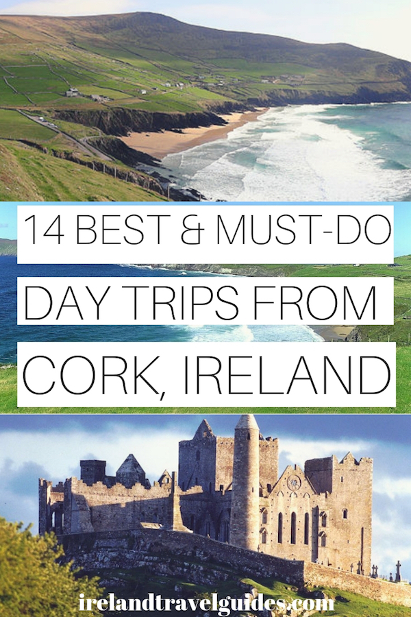 14 Day Trips From Cork Ireland | Cork day tours | Cork travel destinations | Ireland travel tips | Ireland travel destinations | Ireland travel ideas #ireland #cork #travel #europe