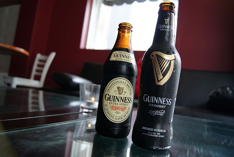 Guinness Irish drink