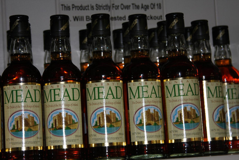 MEAD IRISH DRINK