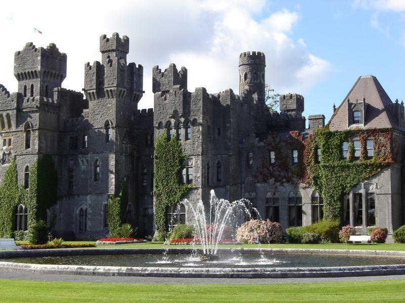 Ashford Castle Mayo County Mayo