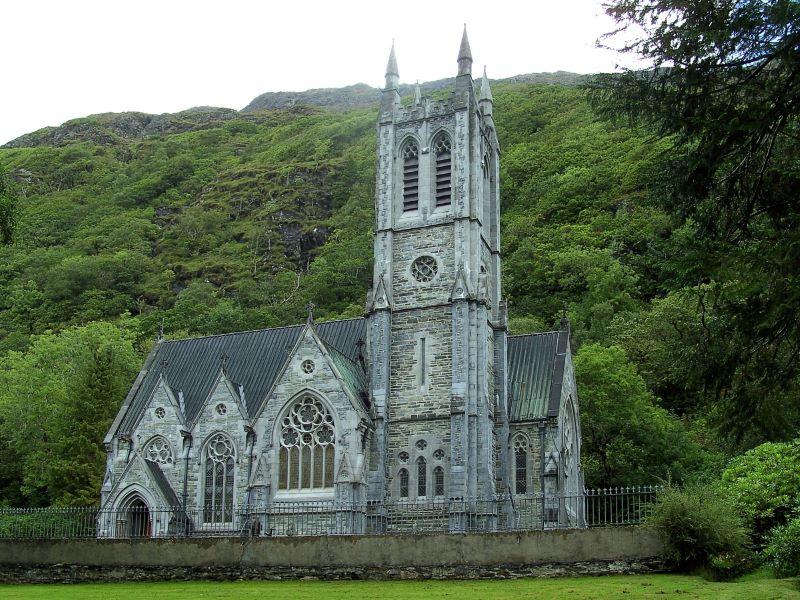Neo Gothic Church Kylemore