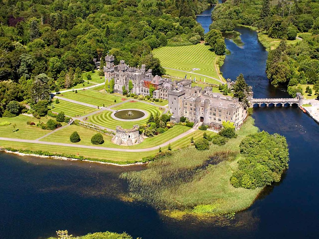 Ashford Castle - Castle Hotels in Ireland