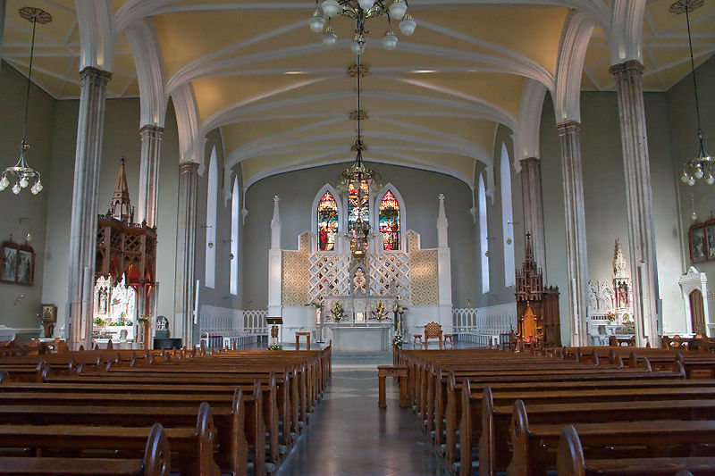 Carlow Cathedral Interior