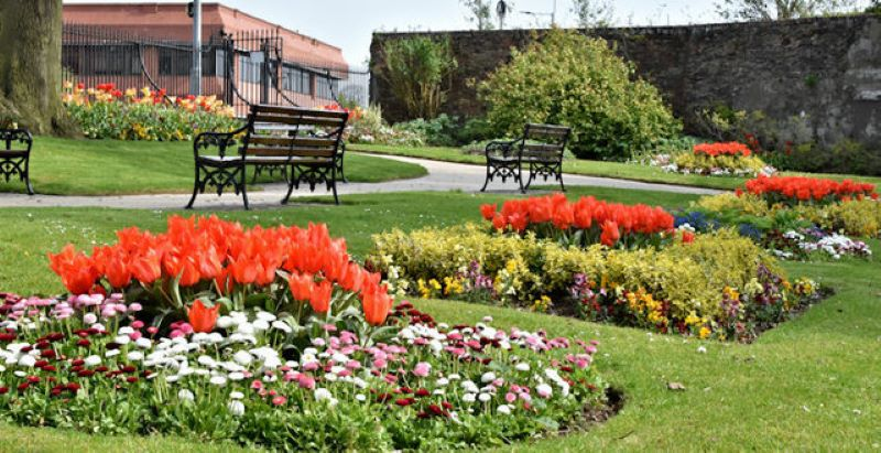 Castle Gardens Lisburn