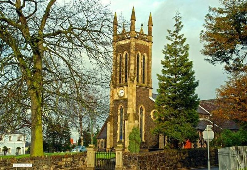 hrist Church Cathedral Lisburn