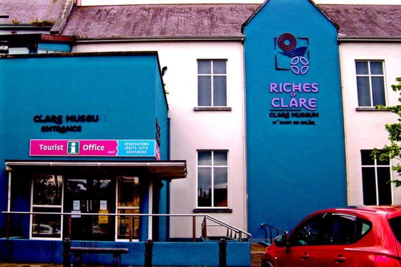 Clare Museum Ennis