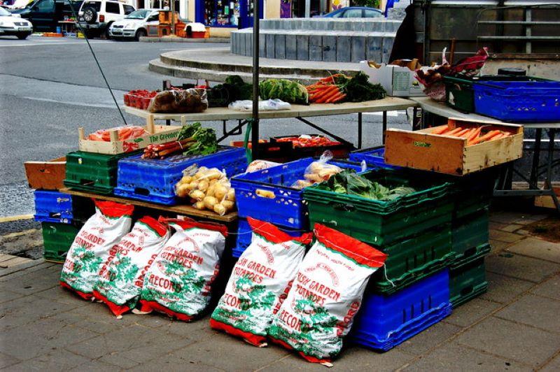 Ennis Farmers Market