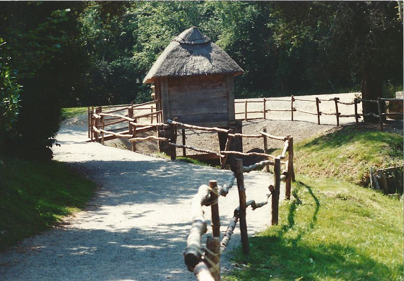 Irish National Heritage Park Wexford