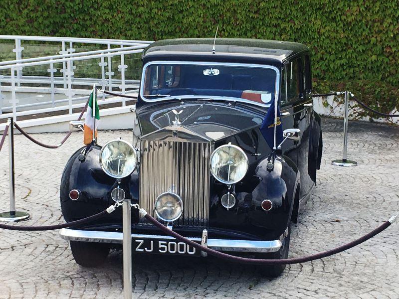 Irish Presidential Car Ennis