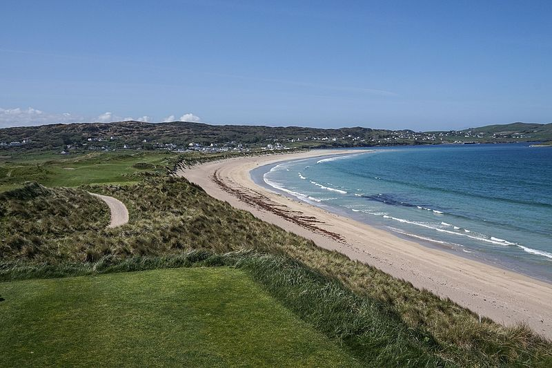 Narin and Portnoo Beach