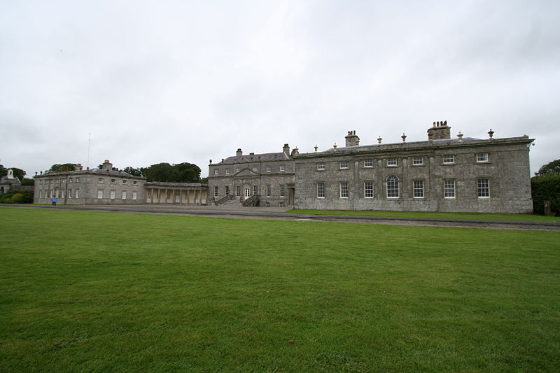 Russborough house Naas