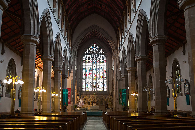 St. Eugene's Cathedral Derry