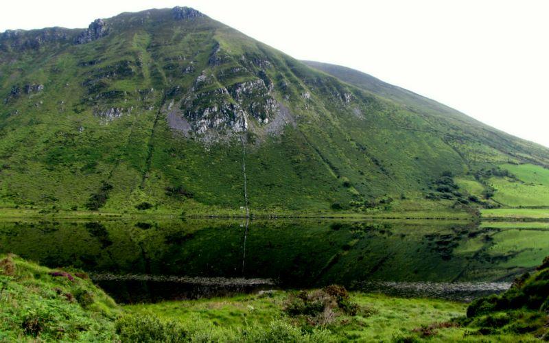 Annascaul Lake Kerry