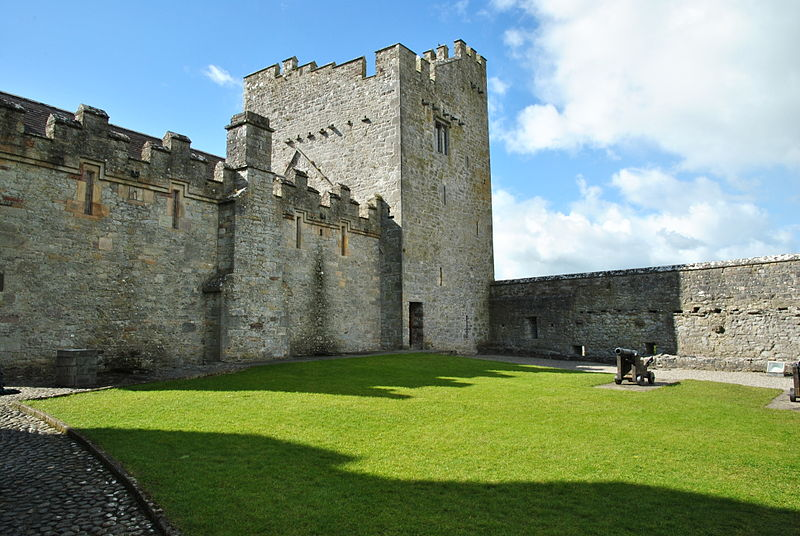 Cahir Castle,Tipperary