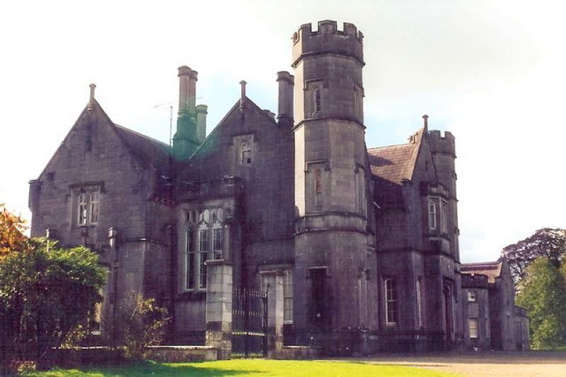 arrigglas Manor Longford
