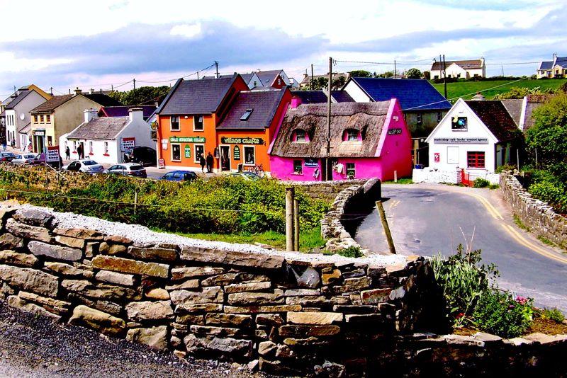 Doolin Fisher Street Clare