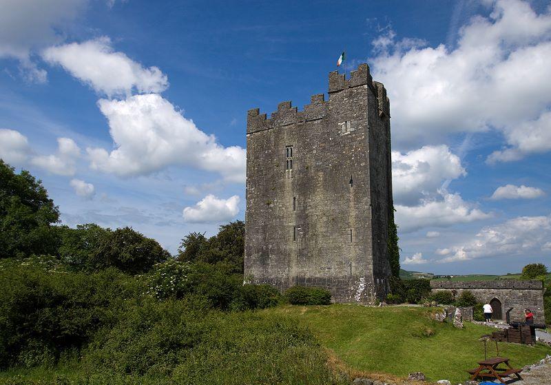 Dysert O' Dea Castle Co Clare