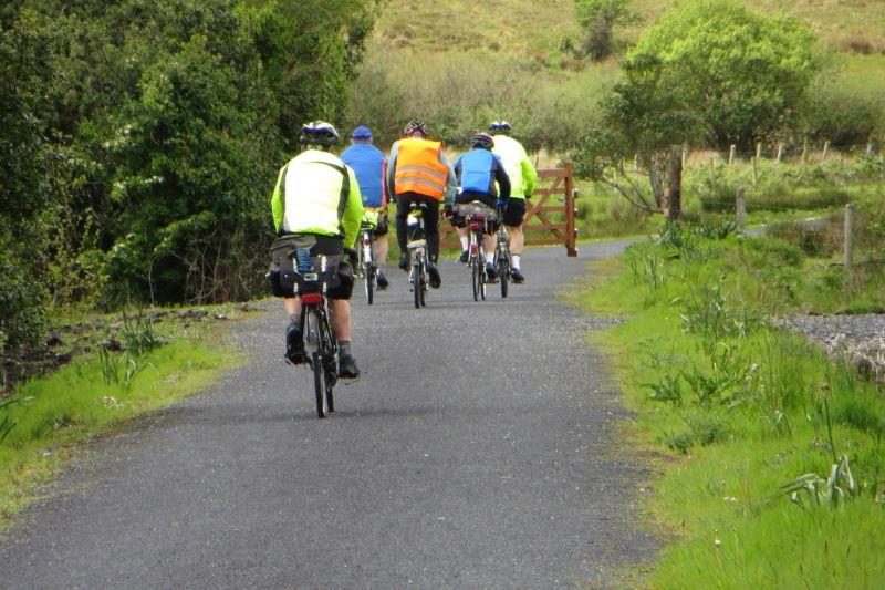 Great Western Greenway Mayo