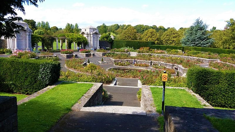 Irish National War Memorial Gardens