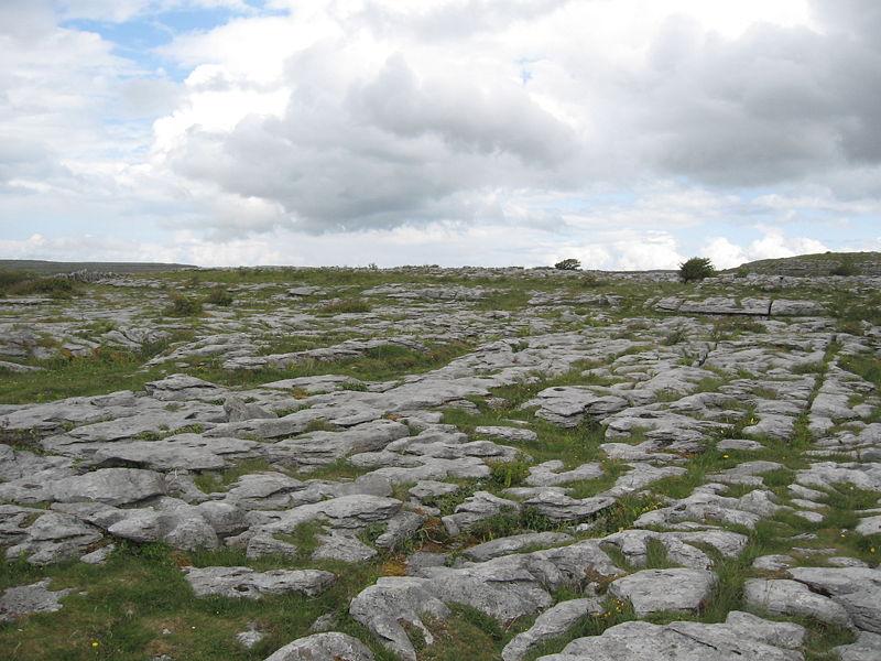 Karst Landscape The Burren