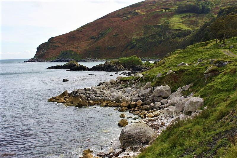 Murlough Bay, Count Antrim