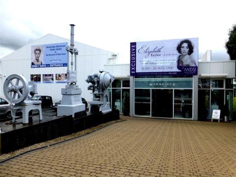 Newbridge Silverware Visitor Center