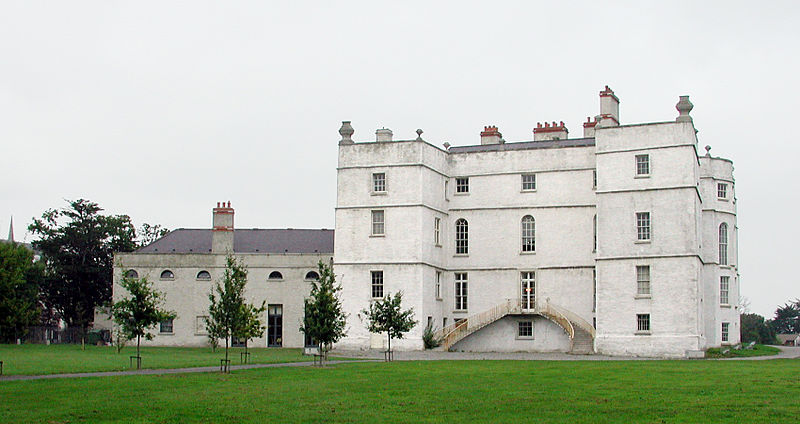 Rathfarnham Castle in Dublin