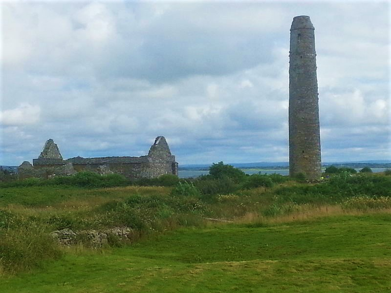Scattery Island Co Clare