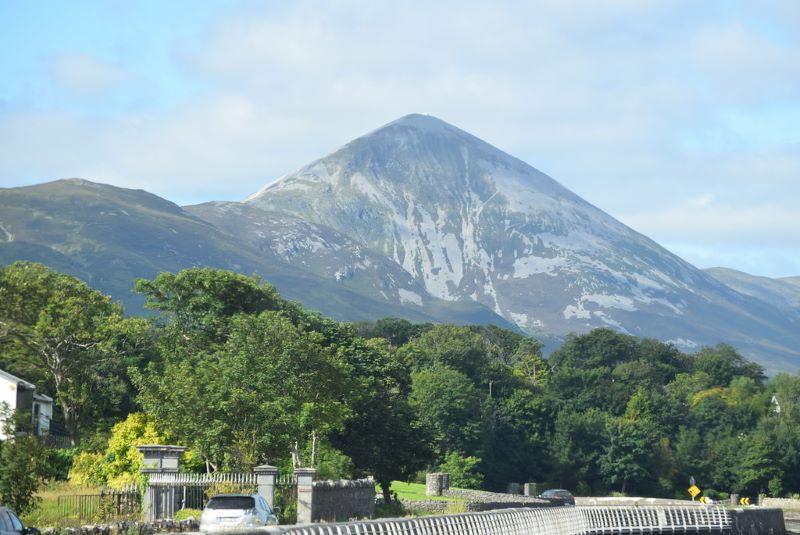 St Patrick's mountain