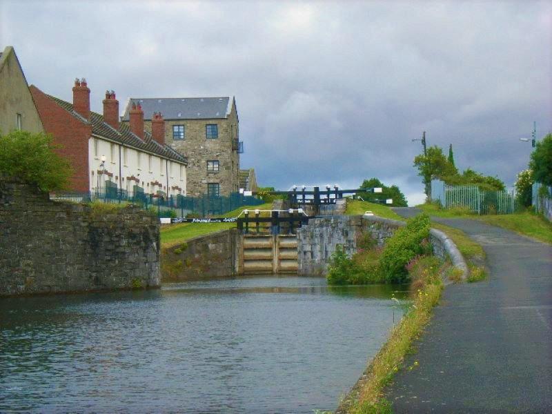 The Royal Canal Phibsborough Dublin