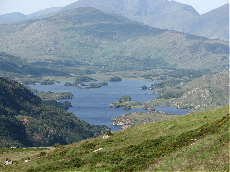 torc mountain best hikes in ireland