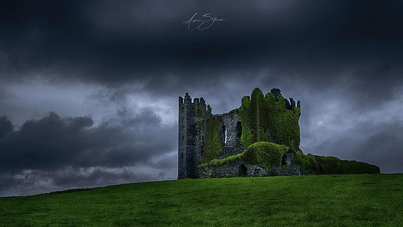 Ballycarbery Castle Ireland