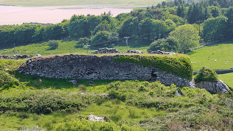 Caherdaniel Fort