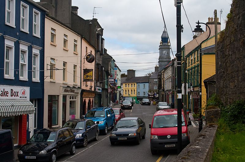 hotels in tuam