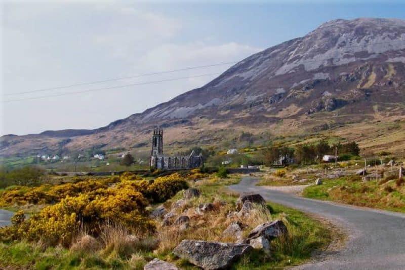 Hike Up Mount Errigal
