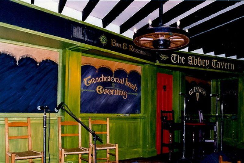 Historic Abbey Tavern
