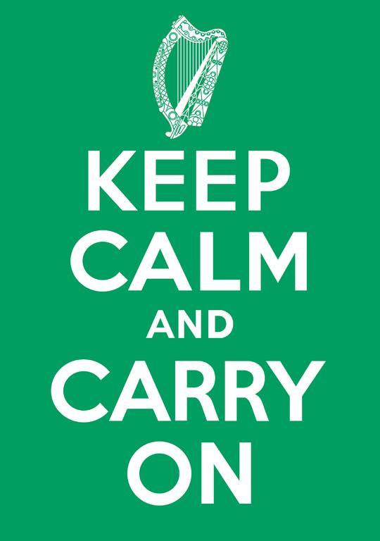 best irish sayings