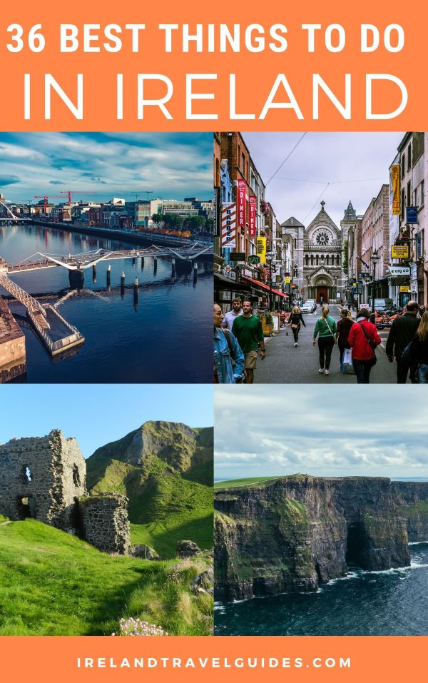 IRELAND BUCKET LIST: THINGS TO DO IN IRELAND