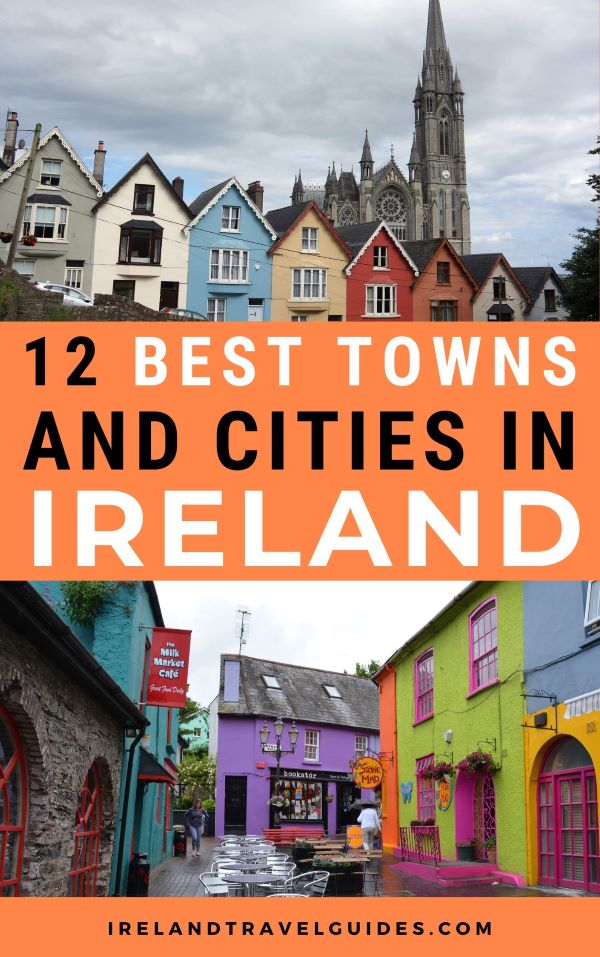 BEST TOWNS AND CITIES IN IRELAND